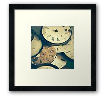 Past Lives Framed Print