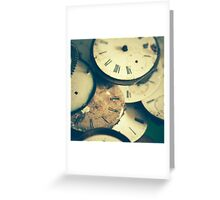 Past Lives Greeting Card