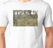 Water in the Web Unisex T-Shirt