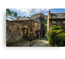 The Vennel Canvas Print