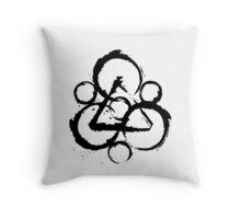 coheed and cambria original best logo Throw Pillow