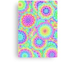 Psychedelic Summer Canvas Print
