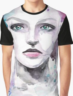 Pink three Graphic T-Shirt