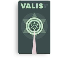 Valis by Philip K Dick Canvas Print