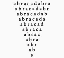 Abracadabra by HoneysDead