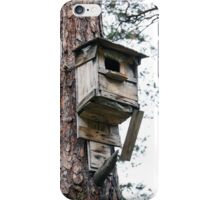 Birdhouse iPhone Case/Skin