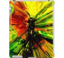Phoenix Rising Abstract iPad Case/Skin