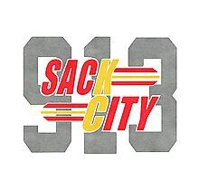 SACK CITY 913 Photographic Print
