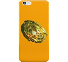 Golden Shield-t iPhone Case/Skin