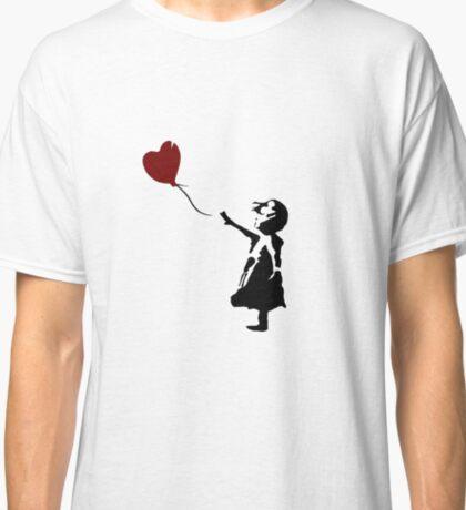 Bansky Fan Art Balloon Classic T-Shirt