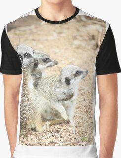 Meerkats! Graphic T-Shirt