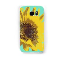 sun flower Samsung Galaxy Case/Skin