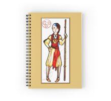 AirBender Spiral Notebook