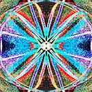 God Is Divine Abstraction #4 by HeklaHekla