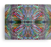 God Is Divine Abstraction #6 Metal Print