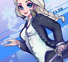 Elsa/Yu by Spindy