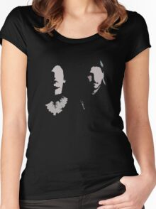 Penny Dreadful - characters Women's Fitted Scoop T-Shirt