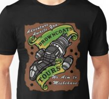 Browncoats Tours Unisex T-Shirt