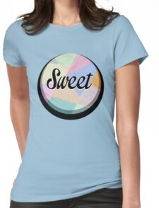 Sweet As  Womens Fitted T-Shirt