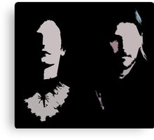 Penny Dreadful - characters Canvas Print