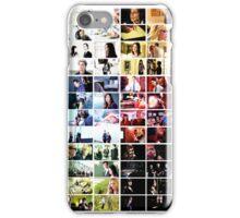 Criminal Minds Colour Print iPhone Case/Skin