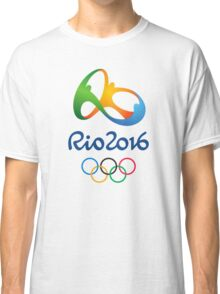 Olympics in Rio 2016 Best Logo Classic T-Shirt