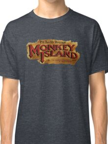Monkey Island 2 logo Classic T-Shirt