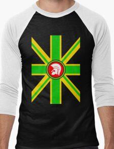 Jamaican Jack Men's Baseball ¾ T-Shirt