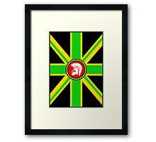Jamaican Jack Framed Print
