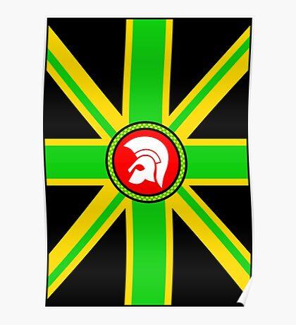 Jamaican Jack Poster