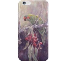 """Musk Lorikeet"" iPhone Case/Skin"