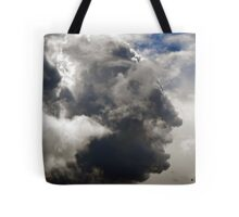 George Washington. The Face in the Clouds Tote Bag