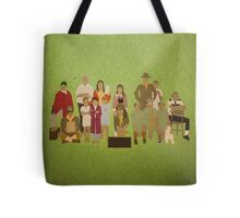 Moonrise Kingdom Cast Tote Bag