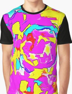 Abstract X2-18 Graphic T-Shirt
