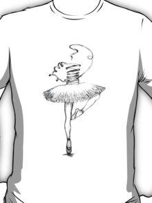 ribbon dancer T-Shirt