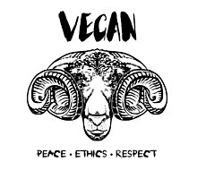 Peace, ethics, respect by GeeHale