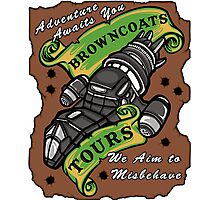 Browncoats Tours Photographic Print