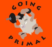 Going Primal by DCMo