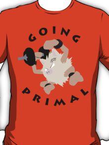 Going Primal T-Shirt