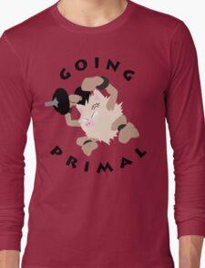 Going Primal Long Sleeve T-Shirt