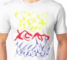 Abstract3 Unisex T-Shirt