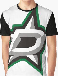 Dallas stars Graphic T-Shirt