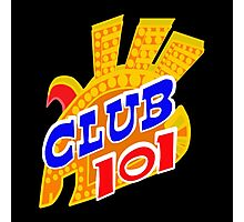 Club LOL Sign Photographic Print
