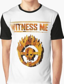 Mad Max - Witness Me Graphic T-Shirt
