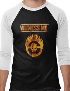 Mad Max - Witness Me Men's Baseball ¾ T-Shirt