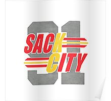 Sack City Hali Poster