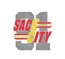Sack City Hali Photographic Print