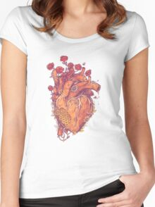 Sweet Heart Women's Fitted Scoop T-Shirt