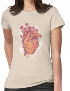 Sweet Heart Womens Fitted T-Shirt