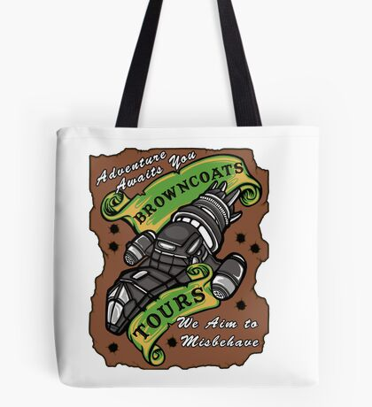 Browncoats Tours Tote Bag